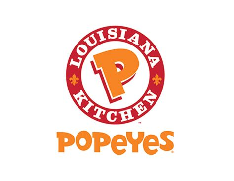 Popeyes Web Graphics