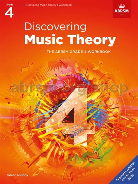 Class page created 1 year, 6 months ago united states. Discovering Music Theory, The ABRSM Grade 4 Workbook - ABRSM