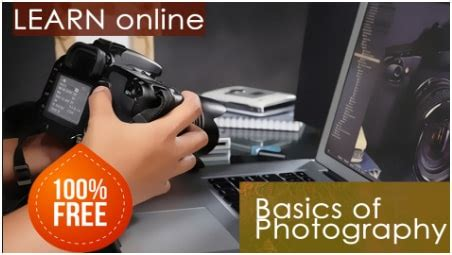 Free Online Photography Courses  Best Classes Degree