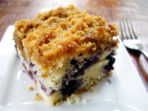 fresh blueberry coconut coffee cake sweet annas