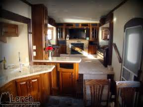 Fifth Wheel Campers With Front Living Rooms by 2014 Keystone Alpine 3495fl Front Living Room Fifth Wheel