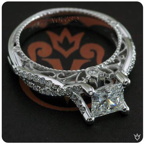 engagement rings by verragio featuring venetian 5003