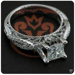 Engagement rings by verragio featuring venetian 5003 for Wedding rings by verragio