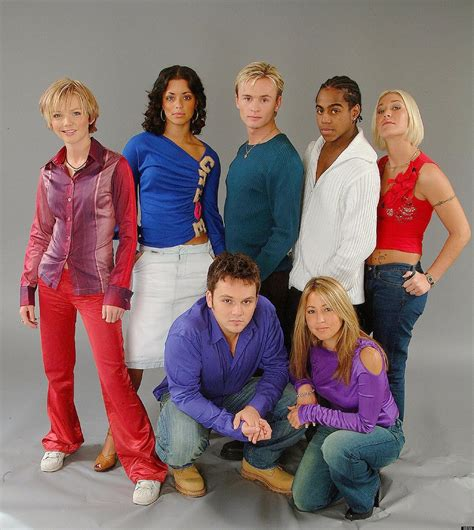 S Club 7 Reunion In Talks Says Rachel Stevens Huffpost Uk