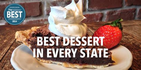the best dessert in every state business insider