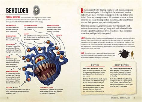 nerdly dungeons dragons  young adventurers guide
