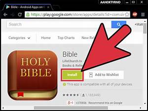 How to Download... Bible App
