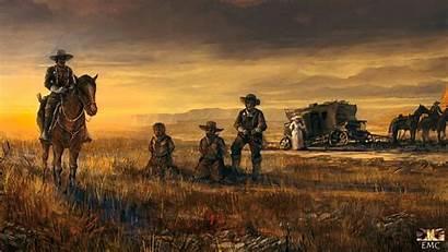Western West Wild Background Desktop Wallpapers Country