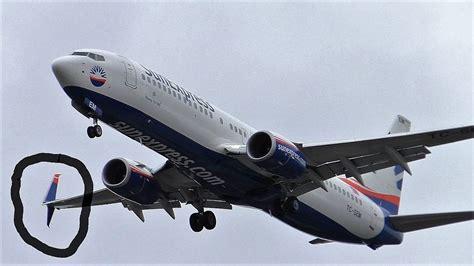 New Sunexpress With Split Scimitar Winglets Boeing 737-800