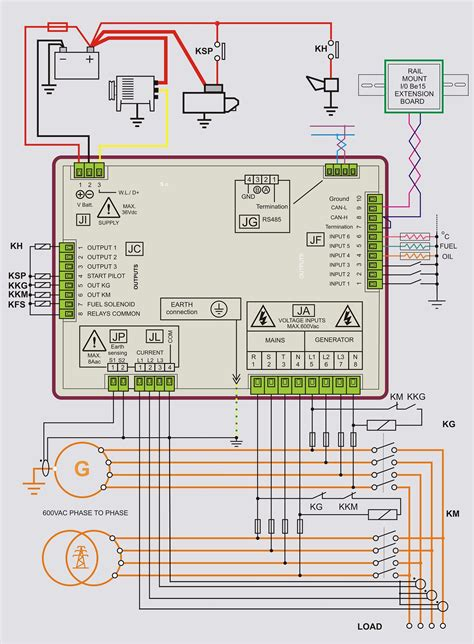 Collection Asco Transfer Switch Wiring Diagram Sample