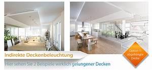 Abgehängte Decke Anleitung : anschluss und verlegung der kabel bei indirekten deckenbeleuchtungen ~ Eleganceandgraceweddings.com Haus und Dekorationen
