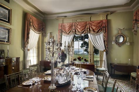 boscobel house  gardens neoclassical mansion federal