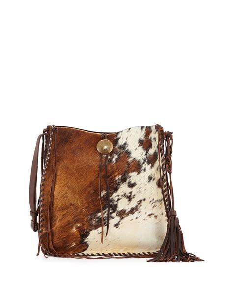 Cowhide Handbags by 17 Best Ideas About Cowhide Purse On Western