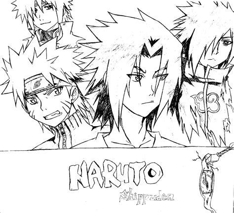 Naruto Shippuden By Zeelious On Deviantart