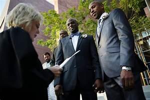 same sex marriage now legal in las vegas photos image 4 With gay wedding las vegas