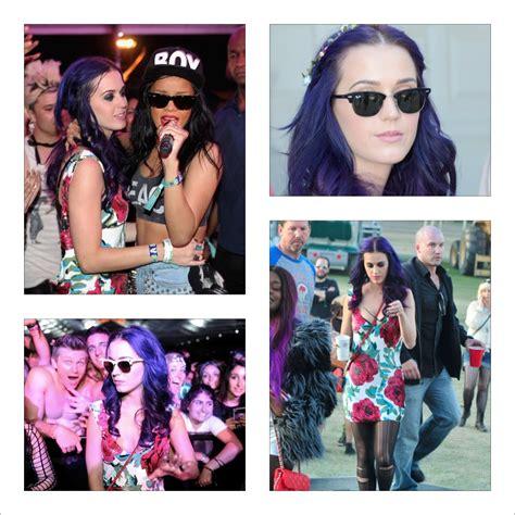 Ee  Beauty Ee   Beat Katy Perry Rocks Purple  Ee  Hair Ee   At Coac A  Ee  Beauty Ee   The Beat