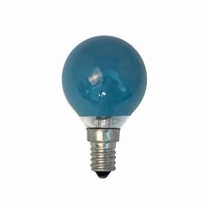 Glühbirne E14 25 Watt : sylvania tropfen 25w e14 blau gl hlampe 25 watt gl hbirnen ~ Watch28wear.com Haus und Dekorationen