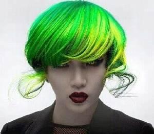 67 best Neon Green Hair images on Pinterest