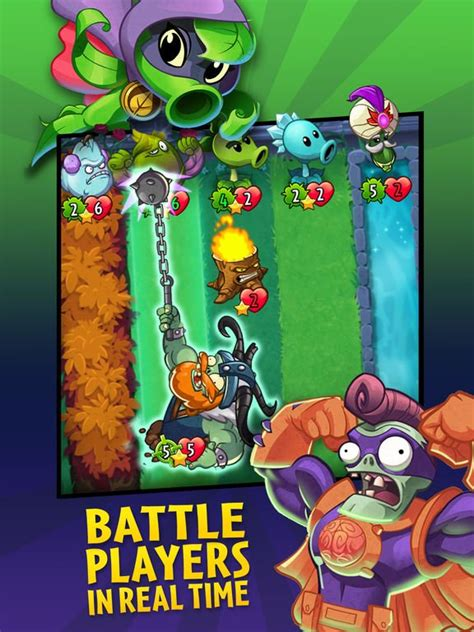 zombies vs plants heroes gamerevolution game
