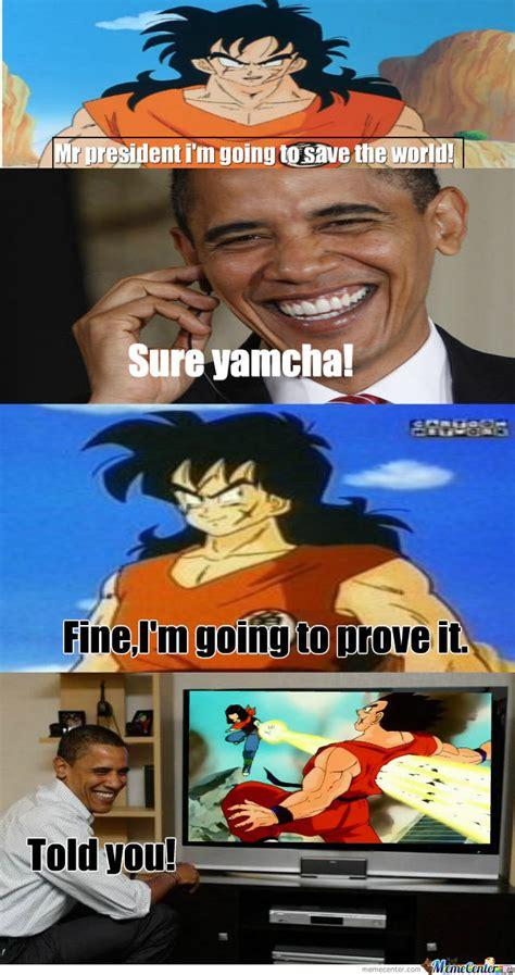 Yamcha Memes - yamcha pacepalm by kidbuu meme center