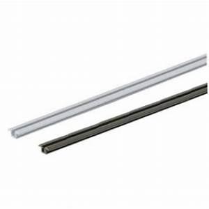 rail plastique de porte coulissante ou pliante monin With rail pour porte pliante
