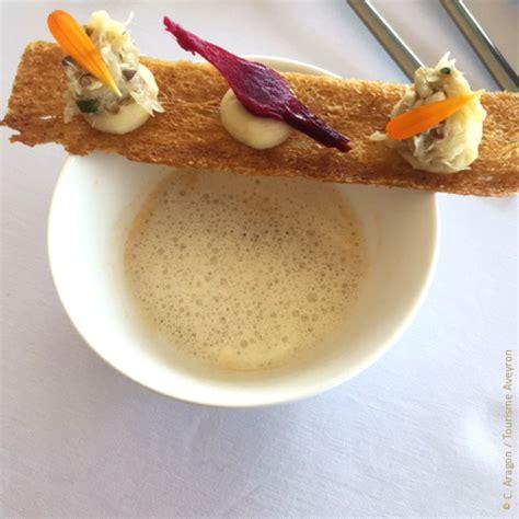 aveyron froid cuisine un repas chez bras chef étoilé de laguiole déguster