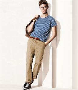 Casual And Simple Men Looks in H&M Spring-Summer Book 2018