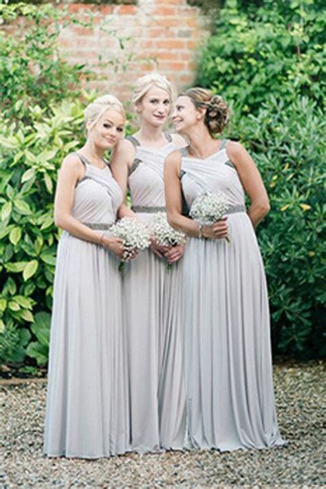 light grey bridesmaid dresses long light gray bridesmaid dress long bridesmaid dress