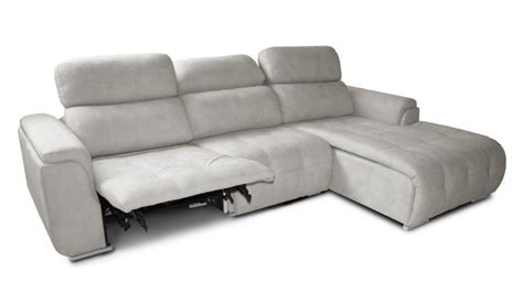 canapé d angle relax electrique canapé d 39 angle de relaxation similicuir mosky mobilier moss