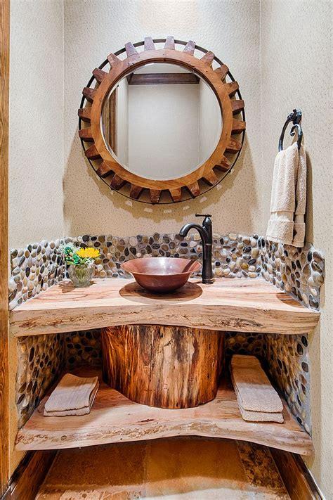 natural treat  edge vanity top redefines modern