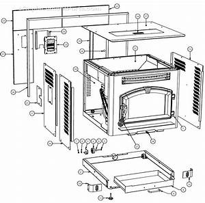 Us Stove Company 6041 Parts List And Diagram