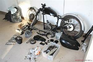 1953 Matchless G80s Project Classic Offroader Dirt Bike For Restoration