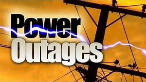 Widespread power outages in Southwest Virginia