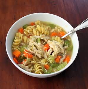 Chicken Noodle Soup Broth