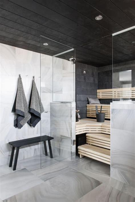 stylish steam rooms  saunas  homes digsdigs