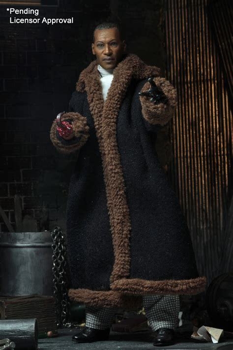 candyman  clothed action figure candyman