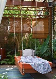 Schaukel Für Balkon : h ngebett selber bauen 44 diy ideen f r bett aus paletten ~ Lizthompson.info Haus und Dekorationen