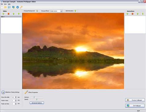 Animated Wallpaper Maker License Code - animated wallpaper maker from files32 desktop