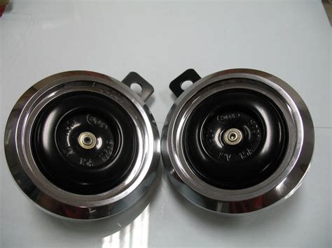 China Motorcycle Horn 12v Lower And High Horn