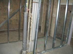 ständerwerk trockenbau anleitung rigips unterkonstruktion metall die trockenbau
