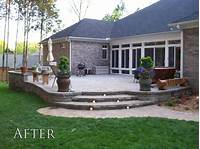 great deck and patio design ideas Great elevated patio | Deck/Porch/Patio | Pinterest | Creative, Raised patio and Decks