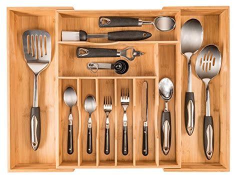 kitchen utensil organizer more compartments organic bamboo utensil organizer 3422