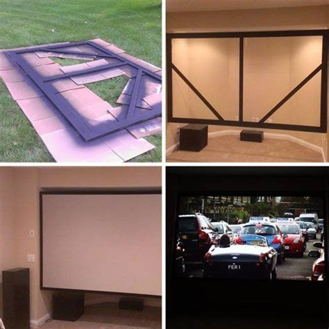 creative projector mounting images  pinterest
