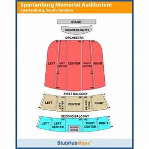 Spartanburg Memorial Auditorium Events And Concerts In