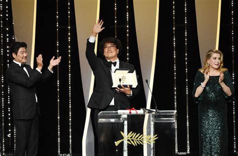 foto palme shop filmfestival cannes goldene palme f 252 r gesellschaftskritik aus s 252 dkorea kultur stuttgarter