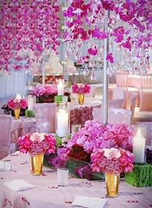 20 idees deco pour le centre de table mariage With tapis chambre bébé avec centre de table fleur noel