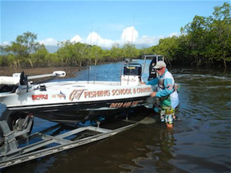 Townsville Fishing Charter Boats by G T Fishing School Charters Hinchinbrook
