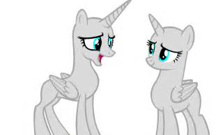 MLP Pony Base deviantART