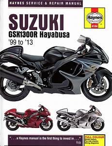 Suzuki Gsx1300r Hayabusa Repair Manual 1999