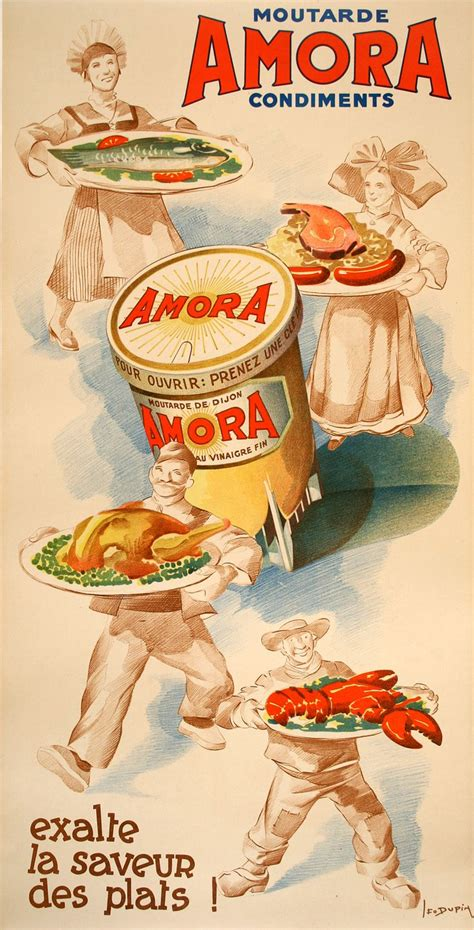 affiche cuisine vintage 25 best ideas about affiches publicitaires on